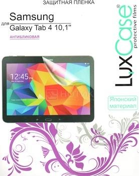 Защитная пленка LuxCase для Samsung  Galaxy TAB 4 10.1 SM-T530/T531/T535, Антибликовая НОТИК 350.000