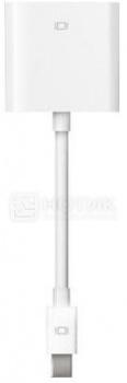 Переходник Apple Mini DisplayPort to DVI Adapter MB570Z/B, Белый