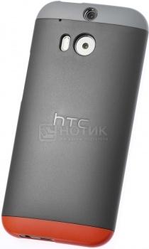 Чехол HTC Double Dip HC C940 для HTC One M8, Серый НОТИК 990.000