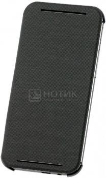 Чехол HTC Flip Case HC V941 для HTC One M8, Серый НОТИК 1100.000