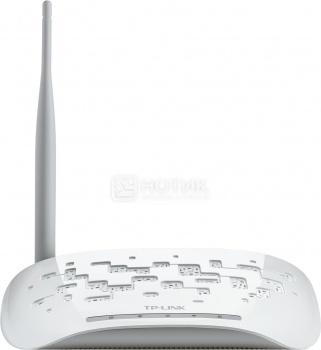 Точка доступа TP-Link TL-WA701ND 802.11g до 150Мб/с, Белый от Нотик