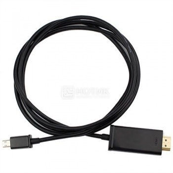 Кабель Samsung microUSB to HDMI 3м, Черный от Нотик