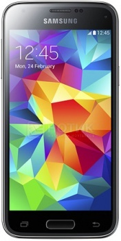 Защищенные смартфоны Samsung Galaxy S5 mini 16Gb Black SM-G800FZKASER (Android 4.4/Snapdragon 400 1400MHz/4.5