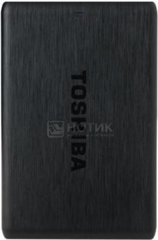 "Жесткий диск Toshiba Stor.E Plus 1Tb 2.5"" USB 3.0, Черный (HDTP110EK3AA) НОТИК 3100.000"