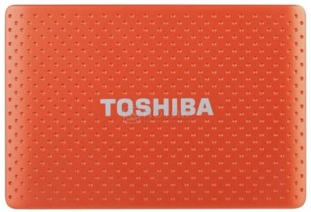 "Жесткий диск Toshiba Stor.E Partner 1Tb 2.5"" USB 3.0, Оранжевый (PA4284E-1HJ0) НОТИК 3200.000"