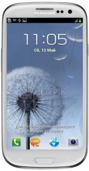 "Смартфон Samsung Galaxy S III 16Gb Ceramic White GT-I9300i Duos (Android 4.0/Exynos 4412 1400MHz/4.8"" (1280x720)/1536Mb/16Gb/ 3G (EDGE, HSDPA, HSUPA)) [GT-I9300RWISER] от Нотик"