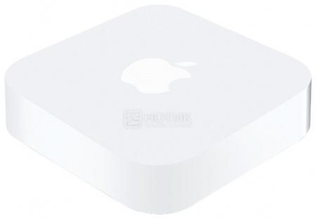 точка-доступа-apple-airport-express-base-station-mc414-белый