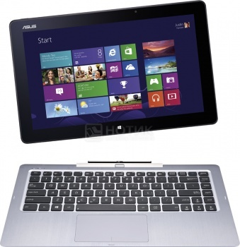Ноутбук Asus Transformer Book T300LA (13.3 IPS (LED)/ Core i7 4500U 1800MHz/ 4096Mb/ SSD 256Gb/ Intel HD Graphics 4400 64Mb) MS Windows 8 (64-bit) [90NB02W1-M02830] НОТИК 38000.000