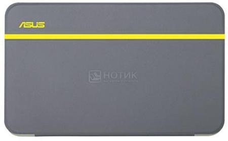 Фотография товара чехол для планшета Asus ME176C/CX MagSmart 90XB015P-BSL1M0 Полиуретан, Желтый (35009)