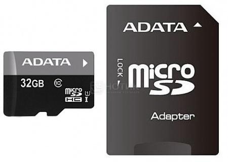 Карта памяти A-Data microSDHC 32Gb Class10 AUSDH32GUICL10-RA1 НОТИК 950.000