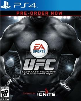 Игра UFC [PS4, английская версия]