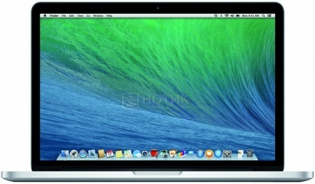 Ноутбук Apple MacBook Pro MGX72RU/A (13.3 Retina/ Core i5 4288U 2600MHz/ 8192Mb/ SSD 128Gb/ Intel Intel Iris Graphics 5100 64Mb) Mac OS X 10.9 (Mavericks) [MGX72RU/A] НОТИК 56990.000