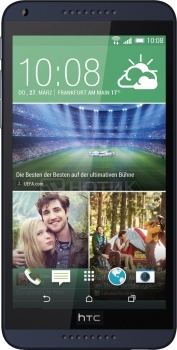 Смартфон HTC Desire 816 Navy Blue (Android 4.4/Snapdragon 400 1200MHz/5.5