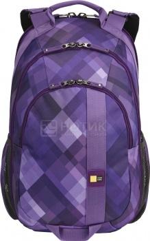 """Рюкзак 15,6"""" Case Logic BPCA-115PP, Полиэстер, Фиолетовый НОТИК 1300.000"""