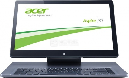 Ноутбук Acer Aspire R7-572-54206G1Tass (15.6 IPS (LED)/ Core i5 4200U 1600MHz/ 6144Mb/ HDD 1000Gb/ Intel HD Graphics 4400 64Mb) MS Windows 8 (64-bit) [NX.M94ER.002] НОТИК 44990.000