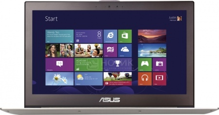Ультрабук Asus Zenbook UX32LN (13.3 IPS (LED)/ Core i5 4210U 1700MHz/ 8192Mb/ HDD 1000Gb/ NVIDIA GeForce 840M 2048Mb) MS Windows 8 (64-bit) [90NB0521-M01600] НОТИК 38400.000