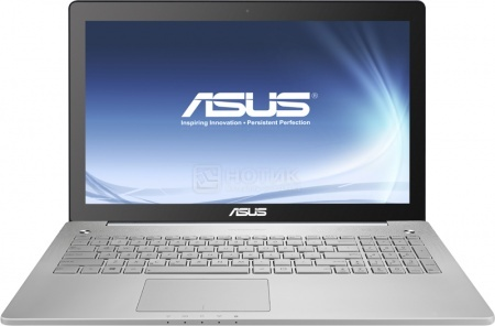 Ноутбук Asus N550JK (15.6 IPS (LED)/ Core i7 4700HQ 2400MHz/ 8192Mb/ HDD 1000Gb/ NVIDIA GeForce GTX 850M 2048Mb) MS Windows 8 (64-bit) [90NB04L1-M04280] НОТИК 42000.000