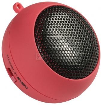 Колонки Sven Boogie Ball, Красный НОТИК 690.000