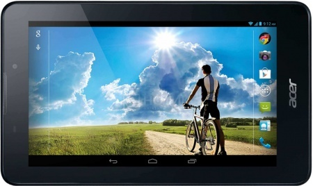 Планшет Acer Iconia Tab 7 A1-713HD NT.L49EE.003 16Gb Silver (Android 4.4/MT8382 1300MHz/7.0