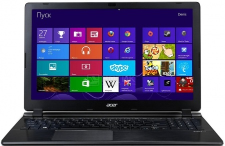 Ноутбук Acer Aspire V5-573G-54218G1Takk (15.6 IPS (LED)/ Core i5 4210U 1700MHz/ 8192Mb/ HDD+SSD 1000Gb/ NVIDIA GeForce GTX 850M 4096Mb) MS Windows 8 (64-bit) [NX.MQ7ER.002] НОТИК 38990.000