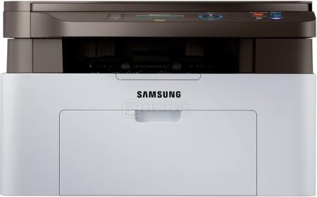 МФУ лазерное монохромное Samsung SL-M2070 A4 20стр/мин 128Мб USB Черный/Белый SL-M2070/XEV от Нотик