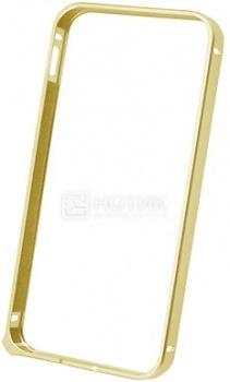 Бампер для iPhone 5/5S Deppa Alum Bumper, Алюминий, Золотистый 63135 НОТИК 790.000