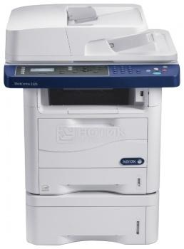 МФУ лазерное монохромное Xerox WorkCentre 3325, A4,  ADF, 35 стр/мин, 256Мб, факс, USB, LAN, WiFi, Белый 3325V_DNI от Нотик
