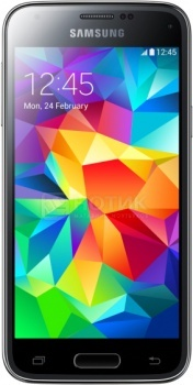 Защищенные смартфоны Samsung Galaxy S5 mini 16Gb Blue SM-G800FZBASER (Android 4.4/Snapdragon 400 1400MHz/4.5