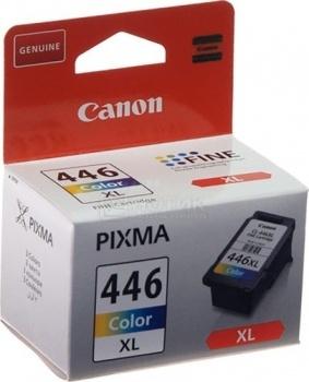 Картридж Canon CL-446XL для Pixma iP2840 MG2440 MG2545 MG2540 MG2940 300стр, Цветной 8284B001