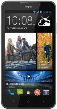 Смартфон HTC Desire 516 Dual Sim Dark Gray (Android 4.4/Snapdragon 200 1200MHz/5.0
