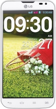 Смартфон LG L90 D410 Dual White (Android 4.4/Snapdragon 400 1200MHz/4.7
