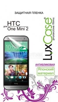Защитная пленка LuxCase для HTC One Mini 2, Антибликовая