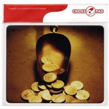 Коврик для мыши Cross PAD CPO 006 Монеты НОТИК 210.000