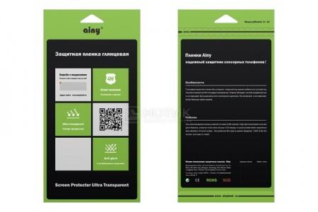 Защитная пленка Ainy для iPhone 6 передняя, Глянцевая от Нотик