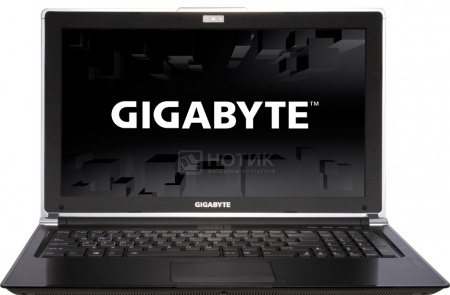Ноутбук Gigabyte P25X (15.6 LED/ Core i7 4710MQ 2500MHz/ 16384Mb/ HDD+SSD 1000Gb/ NVIDIA GeForce GTX 880M 8192Mb) MS Windows 8.1 (64-bit) [9WP25XV23-RU-A-002] НОТИК 78999.000