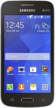 Смартфон Samsung Galaxy Star Advance SM-G350E White (Android 4.4/SC6815 1200MHz/4.3