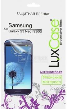 Защитная пленка LuxCase для Samsung Galaxy S III Neo Duos GT-i9300i, Антибликовая НОТИК 250.000