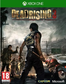 Игра для Xbox One Deadrising 3 ApclypsEdtn (полностью на русском)