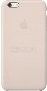 Чехол для iPhone 6/6s Plus Apple Leather Case Soft Pink, Розовый MGQW2ZM/A