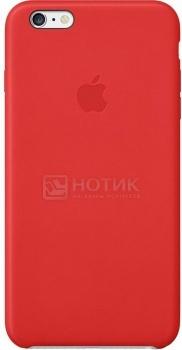 Чехол для iPhone 6 Plus Apple Leather Case Bright Red, Красный MGQY2ZM/A