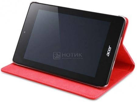 Чехол Acer Portfolio Case для Iconia One 7 B1-73x, Искусственная кожа, Красный НОТИК 1290.000