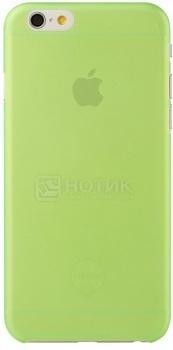 Чехол-накладка для iPhone 6 Ozaki O!coat 0.3 Jelly OC555GN, Пластик, Зеленый НОТИК 970.000