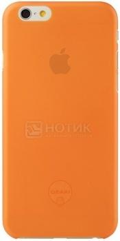 Чехол-накладка для iPhone 6 Ozaki O!coat 0.3 Jelly OC555OG, Пластик, Оранжевый