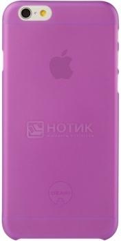 Чехол-накладка для iPhone 6 Ozaki O!coat 0.3 Jelly OC555PU, Пластик, Фиолетовый