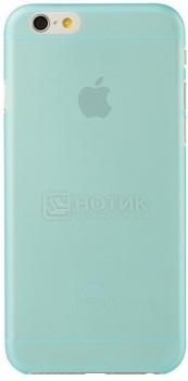 Чехол-накладка для iPhone 6 Ozaki O!coat 0.3 Jelly OC555CY, Пластик, Голубой