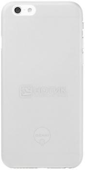 Чехол-накладка для iPhone 6 Ozaki O!coat 0.3 Solid OC562WH, Пластик, Белый НОТИК 970.000