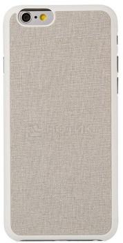 Чехол-накладка для iPhone 6 Ozaki O!coat 0.3+Canvas OC557GE, Пластик, Серый от Нотик