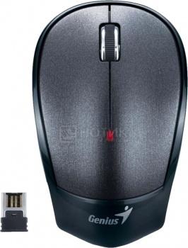 Мышь беспроводная Genius NX-6500 Grey, 1200 dpi, Серый НОТИК 650.000