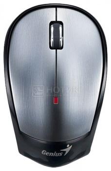 Мышь беспроводная Genius NX-6500 Sylver, 1200 dpi, Серебристый НОТИК 650.000