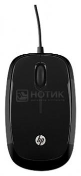 Мышь проводная HP X1200 H6E99AA, 1200dpi, Черный НОТИК 420.000